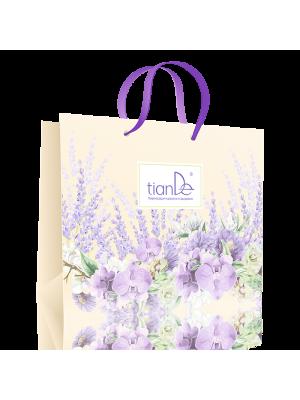 """Popierinis maišelis """"Švelni orchidėja"""" 1 vnt."""